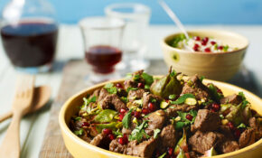 Middle Eastern Lamb With Fresh Figs – Recipes Lamb Dinner