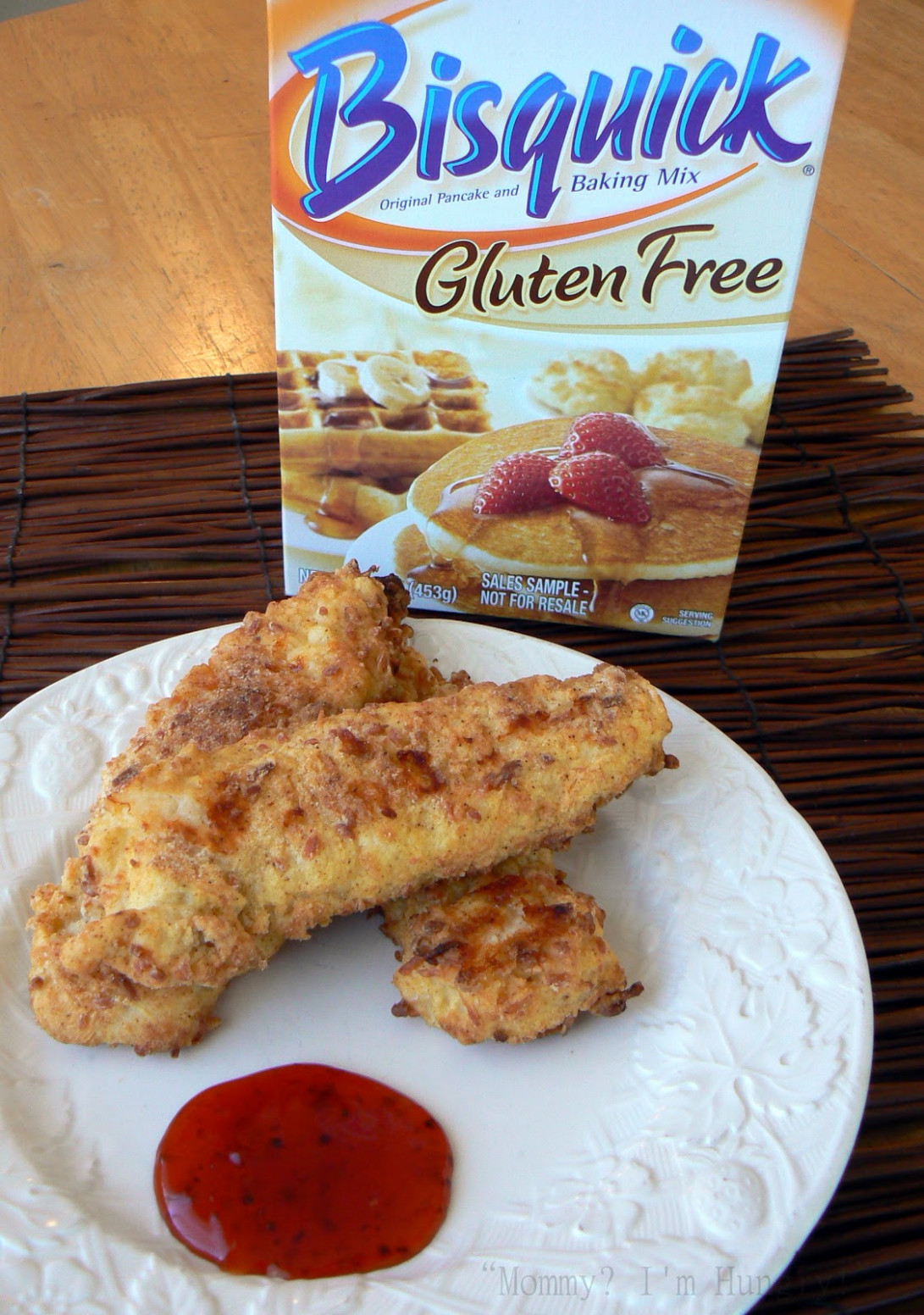 MIH Recipe Blog: Ultimate Chicken Fingers (Gluten Free) - Bisquick Recipes Chicken