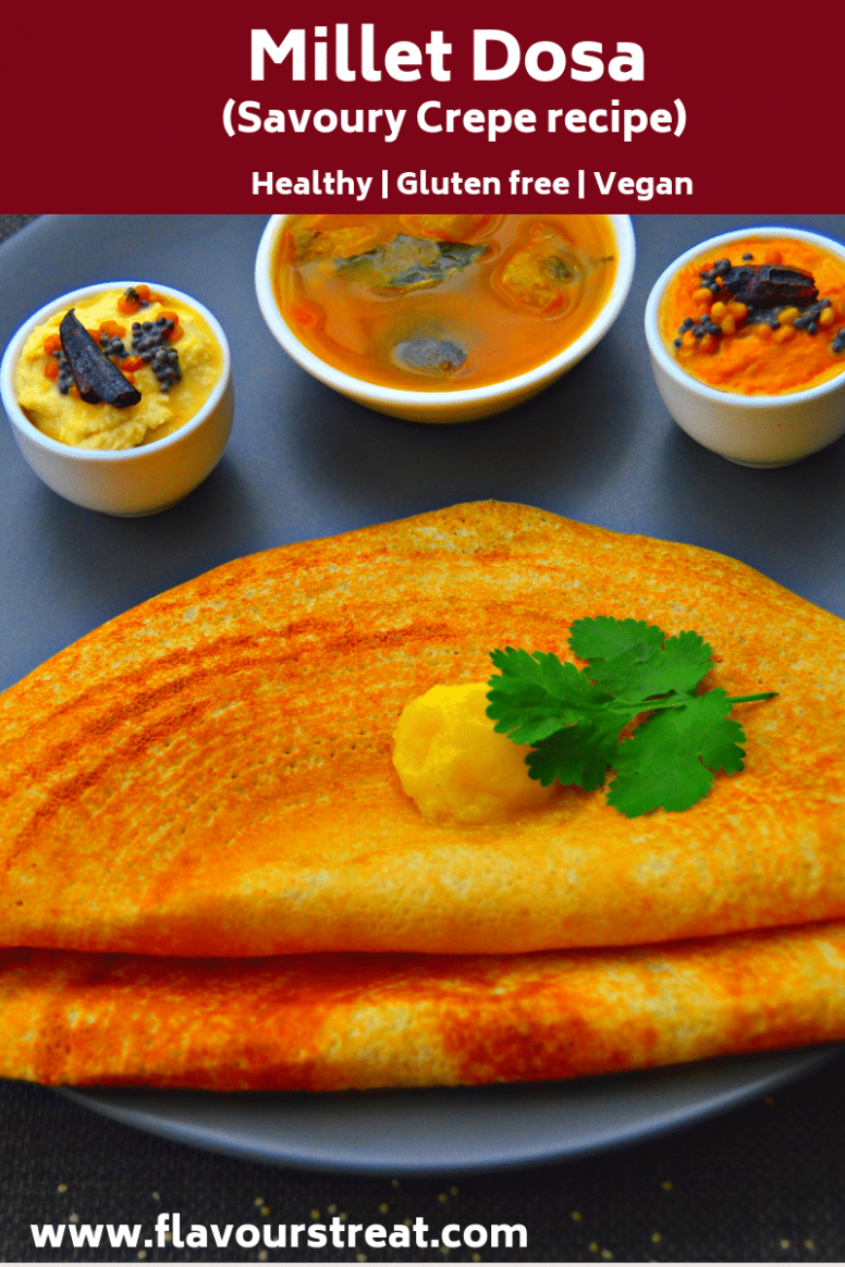 Millet Dosa | Recipe | Yummm! | Gluten free recipes for ..