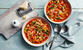 Minestrone – Bbc Food Recipes