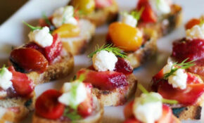 Mini Food Ideas For Your Wedding | Official Hebeos Blog – Food Recipes Meaning