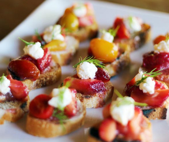 Mini Food Ideas For Your Wedding | Official Hebeos Blog - food recipes meaning
