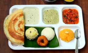 Mini Tiffin Recipes – South Indian Breakfast Thali ...