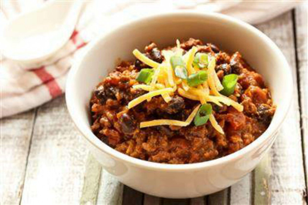 Minute Pressure Cooker Chili Recipe - healthy recipes in pressure cooker