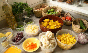 Mis En Place For Peruvian Locro – Recipes You Can Make With Chicken Tenders