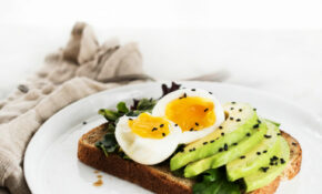 Miso Avocado Toast With Soft Boiled Egg – Recipes Healthy Vegetarian