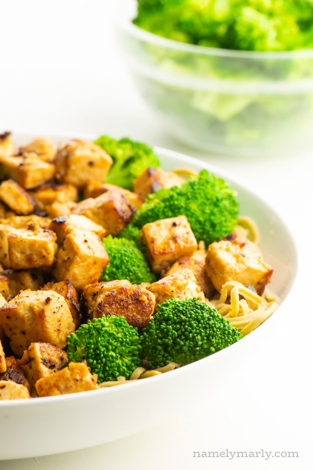 Miso Glazed Tofu - Recipes Vegetarian Low Carb