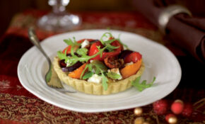 Mixed Pepper And Feta Tarts – Main Course – Vegetarian ..