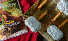 Mjolnir Treats: A Thor: Ragnarok Inspired Recipe – Geeks ..