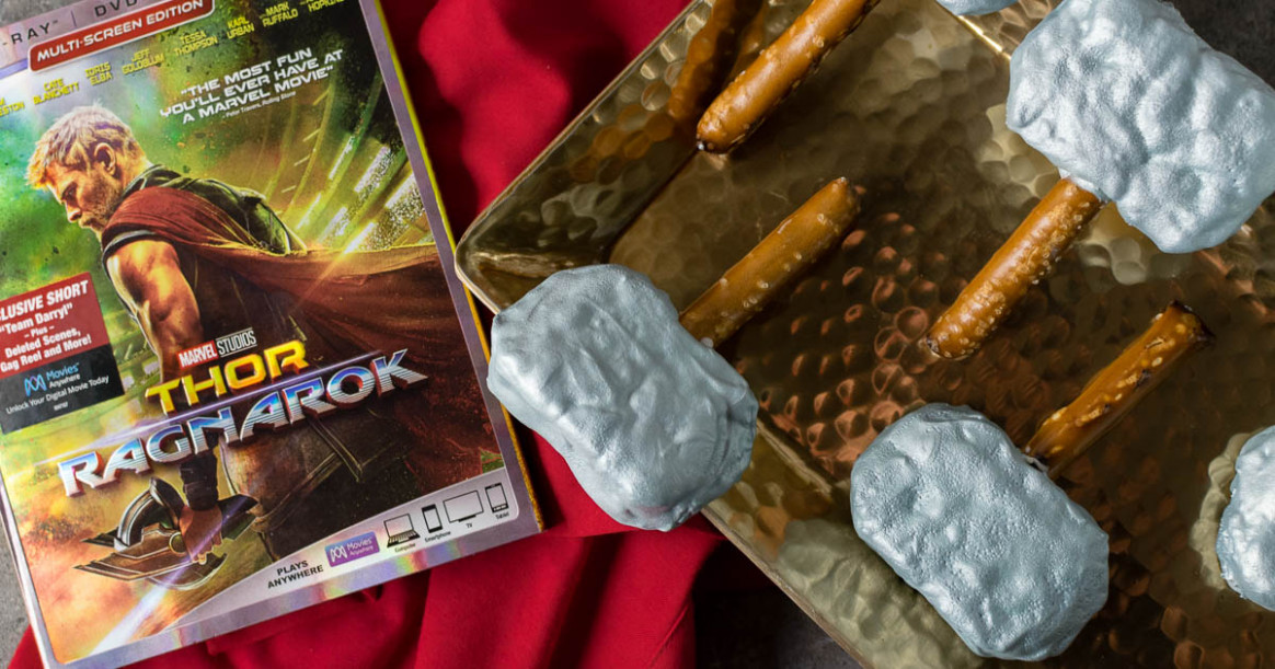 Mjolnir Treats: A Thor: Ragnarok Inspired Recipe - Geeks ..