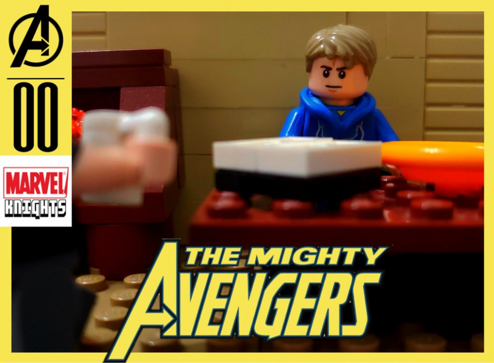 MKSG The Mighty Avengers - Application - recipes dinner easy
