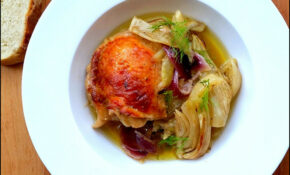 MM's Kitchen Bites: Roasted Chicken Thighs With Orange And ..