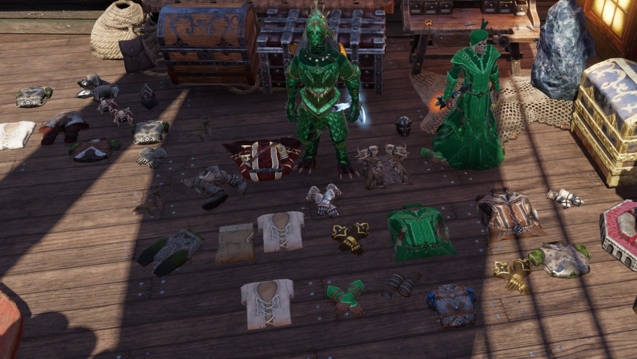 Mod] Crafting Overhaul | Divinity - Original Sin 15 ..