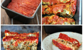 Mom's Ultimate Vegetarian Lentil Loaf | Recipe | All ..