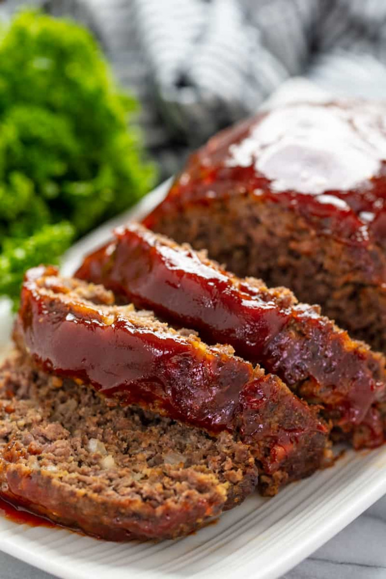 Momma's Meatloaf - Best Dinner Recipes Of All Time