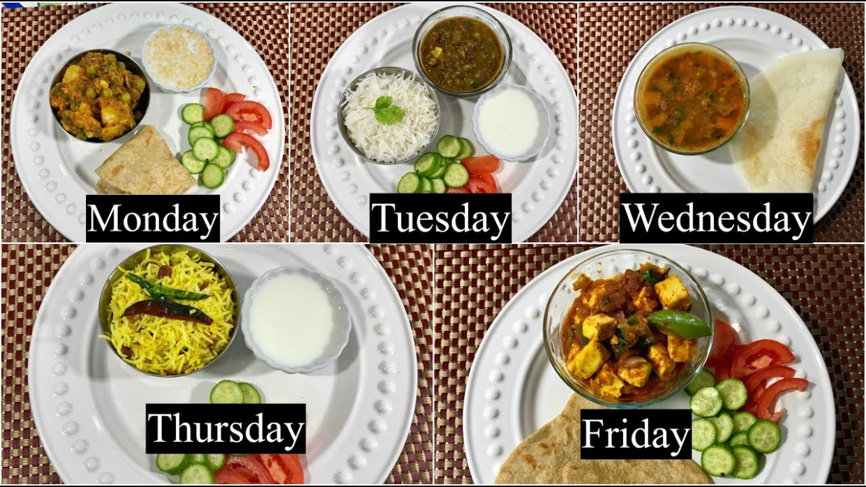 Monday To Friday Easy Indian Dinner Recipes Under 100 Minutes Part 10 |  Simple Living Wise Thinking - indian dinner recipes vegetarian