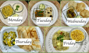Monday To Friday Indian Summer Dinner Recipes | Quick Dinner Ideas | Simple  Living Wise Thinking – Dinner Recipes Hindi