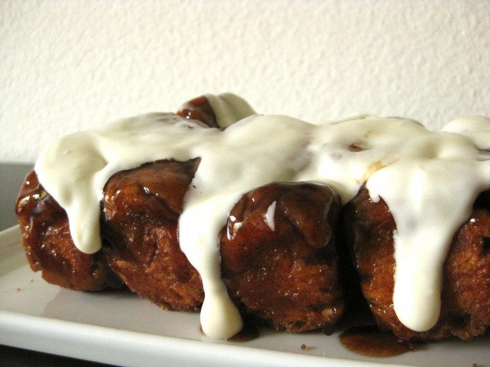 monkey bread, ready to eat - food recipes for dogs