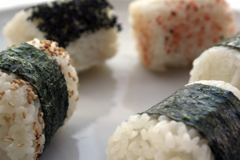more onigiri - japanese food recipes