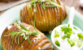 More Than Lifestyle:Baked Potato With Rosemary – More Than ..