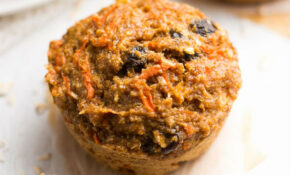 Morning Glory Bran Muffins – Healthy Recipes Muffins