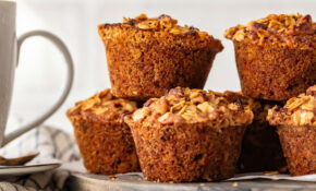 Morning Glory Muffins Recipe – Recipes Breakfast Healthy