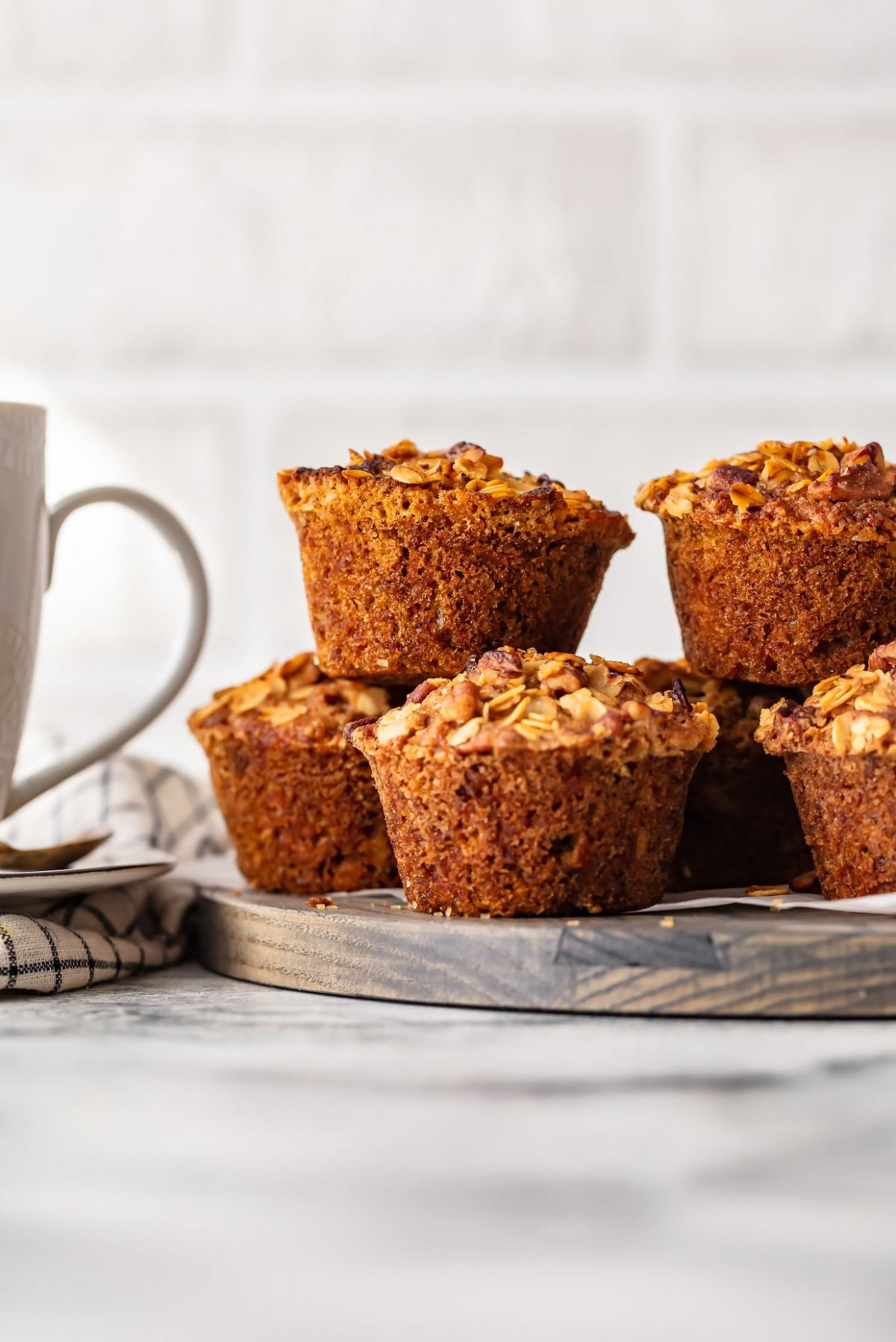 Morning Glory Muffins Recipe - recipes breakfast healthy