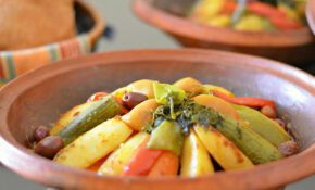 Moroccan Berber Tagine With Lamb Or Beef And Vegetables – Recipes Vegetarian Tagine