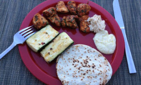 Moroccan Chicken Brochettes From Bon Appetit – Moroccan Food Recipes