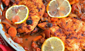 Moroccan Chicken | Small Town Woman – Moroccan Recipes Chicken
