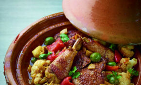 Moroccan Chicken Tagine With Cauliflower – Food Recipes Spicy