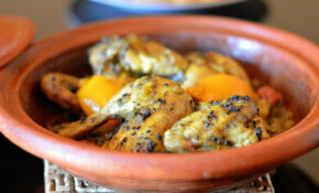 Moroccan Chicken Tagine With Nigella Seeds (Black Seeds Or Sanouj) – Dinner Recipes Nigella