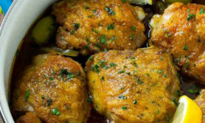 Moroccan Chicken | The Recipe Critic – Dinner Recipes Chicken Thighs