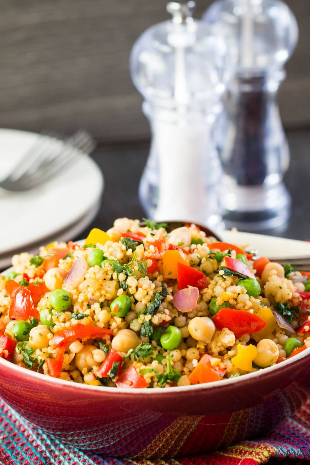Moroccan Spiced Vegetable Couscous - An easy & delicious ..