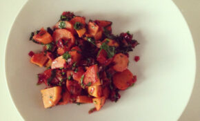 Moroccan Sweet Potato Salad – Recipes Simple Dinner