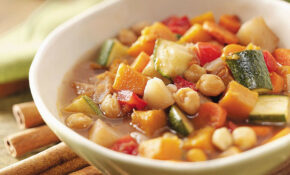 Moroccan Vegetarian Stew – Recipes For Vegetarian Soup