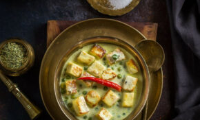Mouri Paneer (Paneer Cooked With Fennel And Milk) – Dinner Recipes With Milk