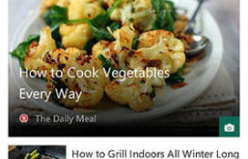 MSN Food: Recipes for Android – download for free