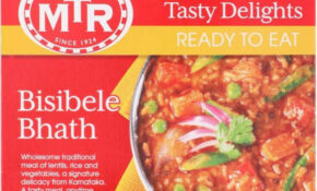 MTR Bisibele Bhath (RTE) – Rte Food Recipes