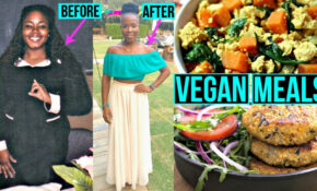 MUST TRY Easy Vegan Meals For Weight Loss | Cheap Lazy Vegan ..