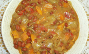 My Adventures Testing 11 Vegan Recipes: Jamaican Red Bean Stew – Vegetarian Recipes Jamaican