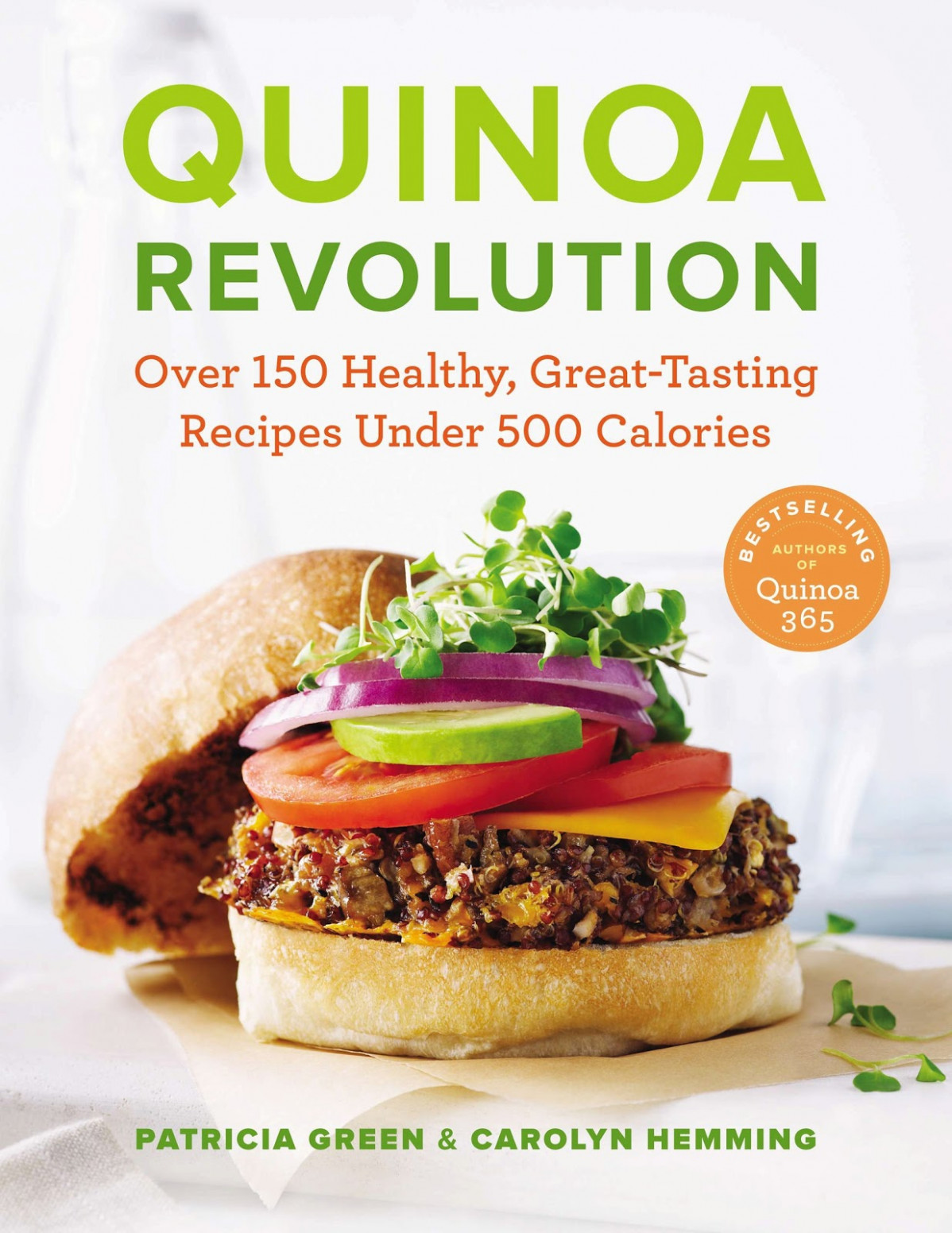 My Bookshelf: Quinoa Revolution: Over 11 Healthy, Great ..