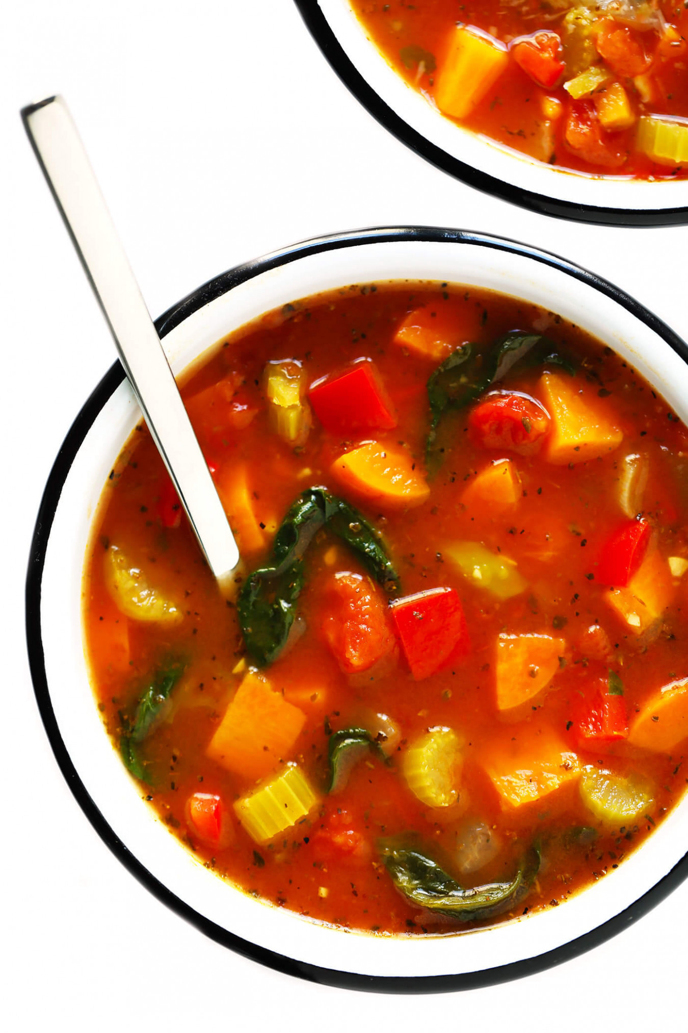 My Favorite Vegetable Soup Recipe | Gimme Some Oven - best homemade chicken vegetable soup recipes