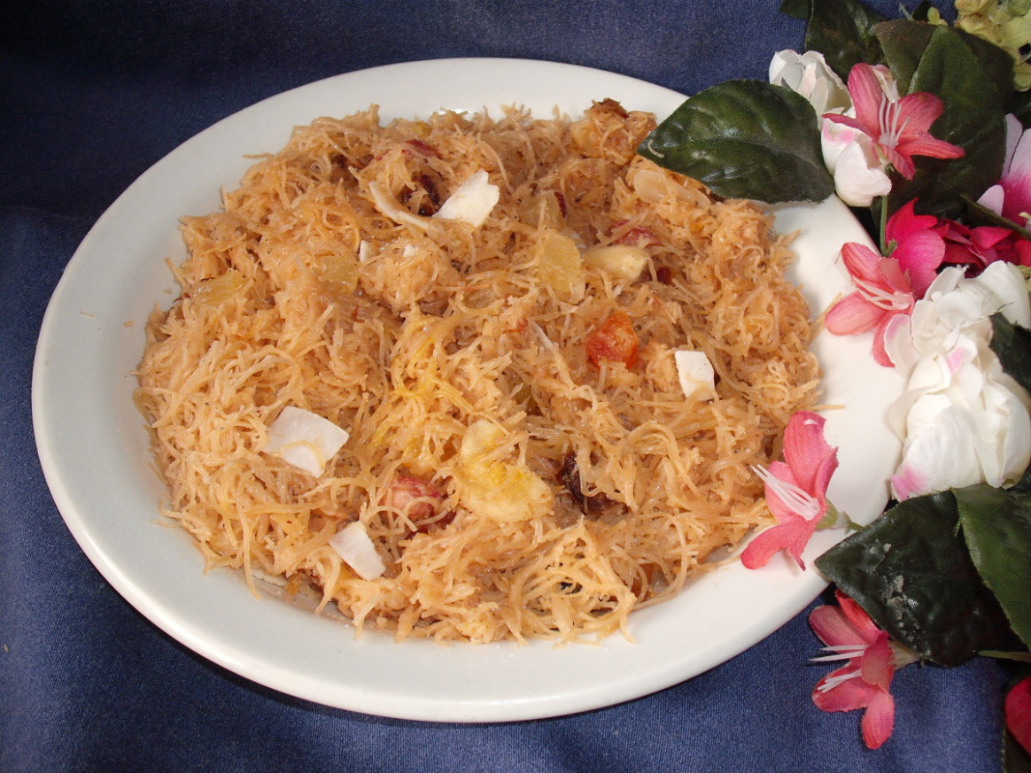 My Favourite Sweet Toasted Vermicelli for Ramadan - ramadan food recipes