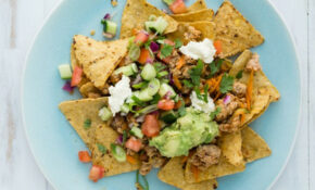 My Food Bag – Nadia Lim – Recipes – Chicken Nachos With ..