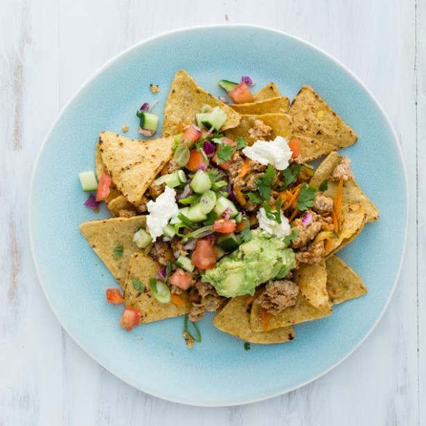My Food Bag - Nadia Lim - Recipes - Chicken Nachos with ..