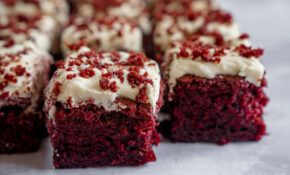 My Gluten Free Red Velvet Traybake Recipe (vegan + Dairy Free) – Recipes Vegetarian Dairy Free
