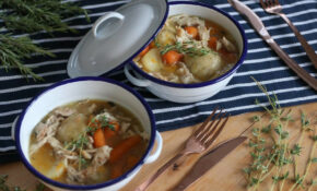 My Homely Gluten Free Chicken Stew And Dumplings Recipe (dairy Free And Low FODMAP) – Low Fodmap Recipes Dinner