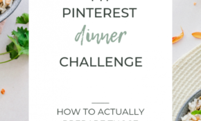 My 'Pinterest Dinners' Challenge | Food – A Minie Life ..