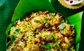 My Tryst With Food And Travel: Beary Biryani / Mangalore ..